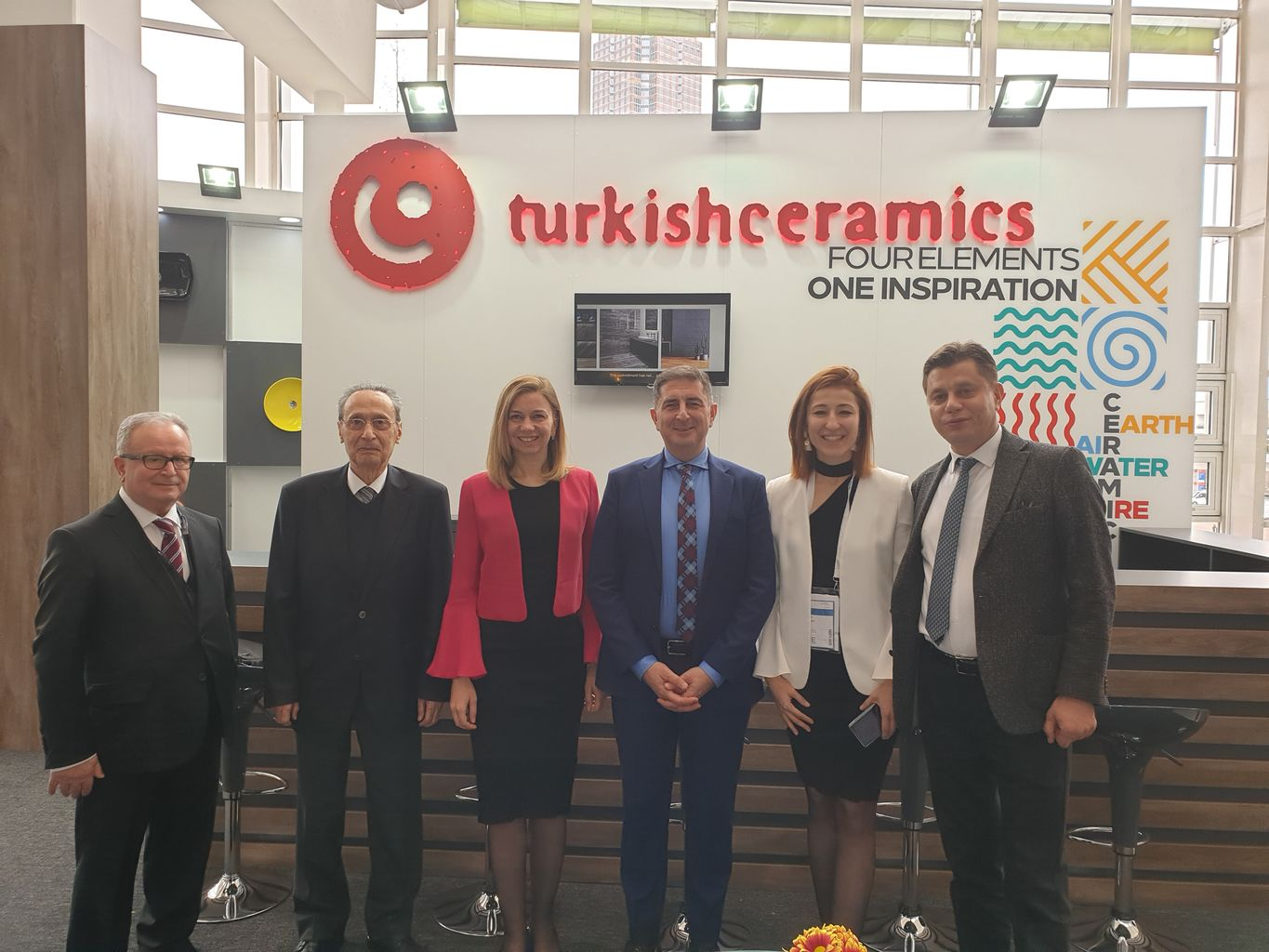 Turkishceramics Effect at ISH 2019!
