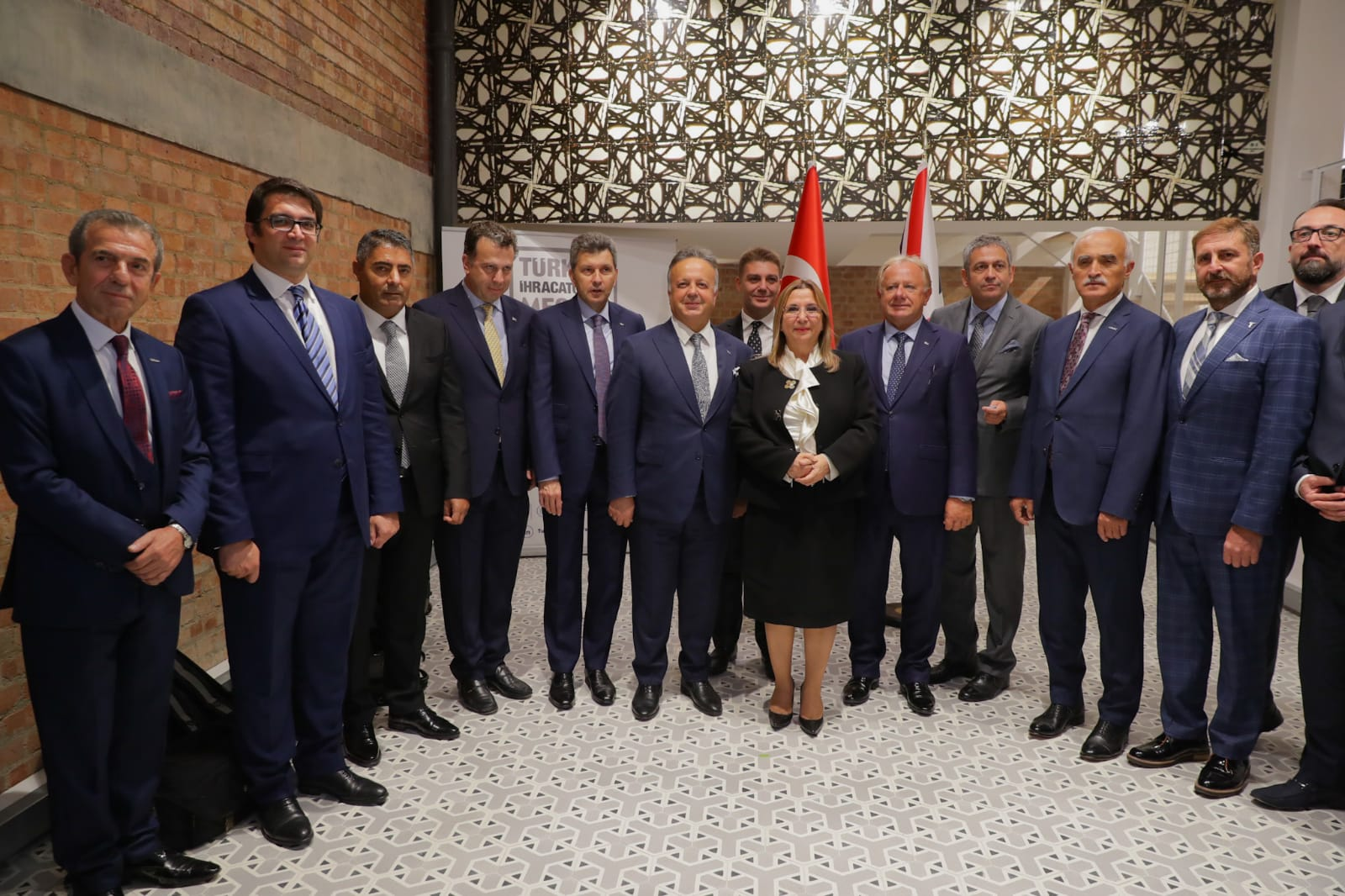 Turkish Trade Center (TTC) officially opened