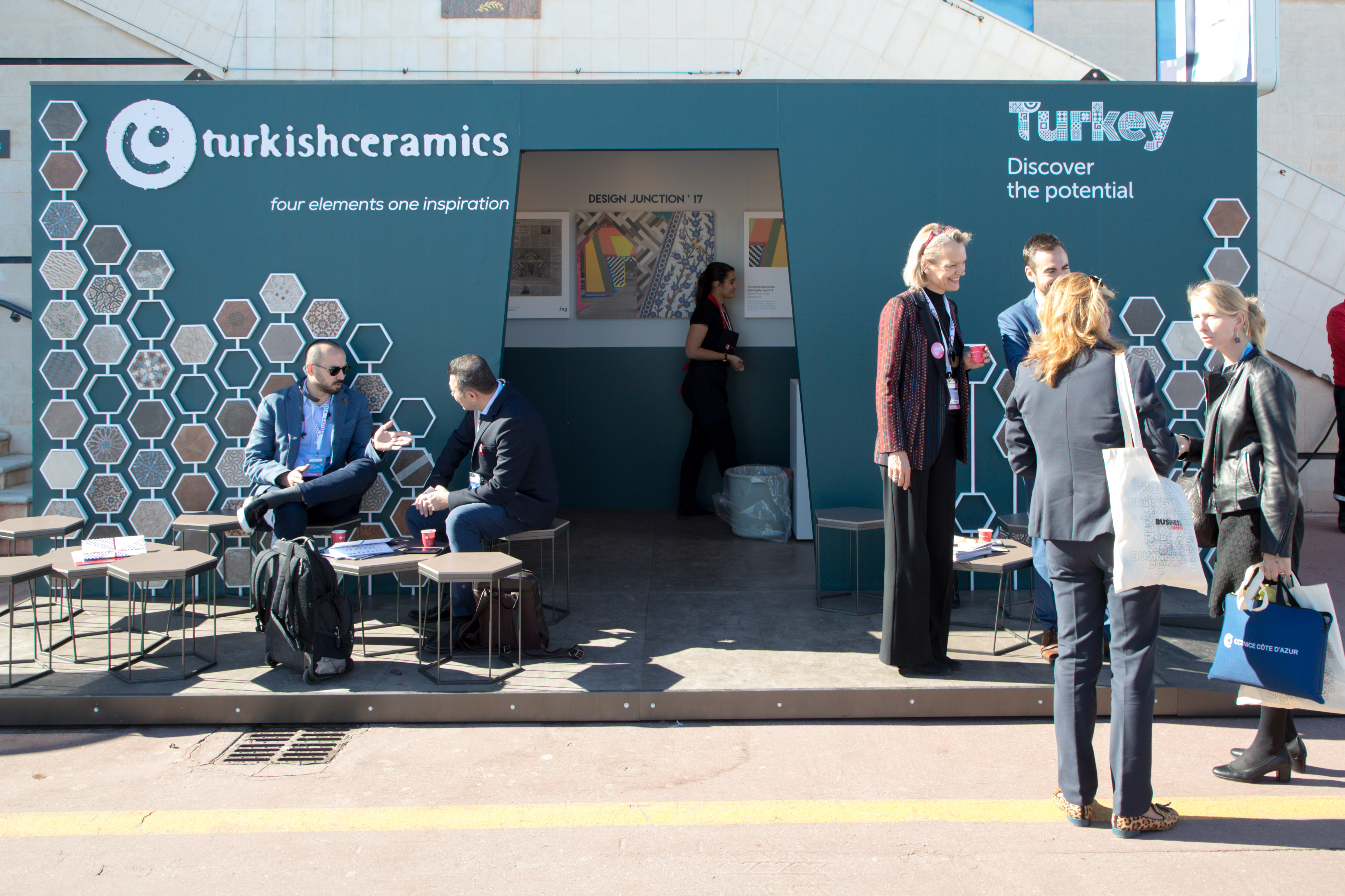 TURKISHCERAMICS HAD FOR A STRONG PRESENCE AT MIPIM AS TURKEY RANKS AMONG TOP EXPORTER FOR CERAMICS